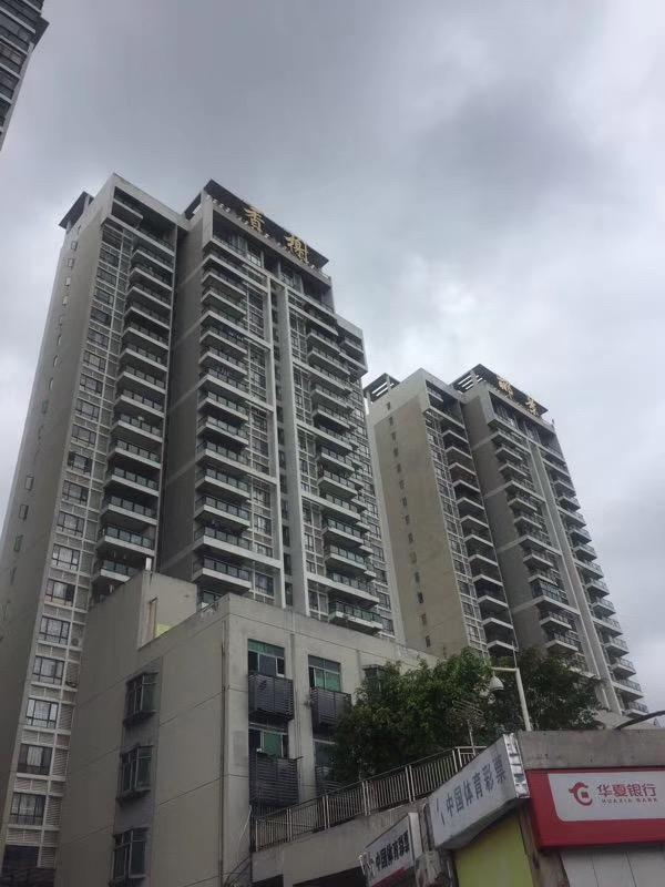 龙华观澜小产权集资房-畔山香榭 4栋800户大型花园社区