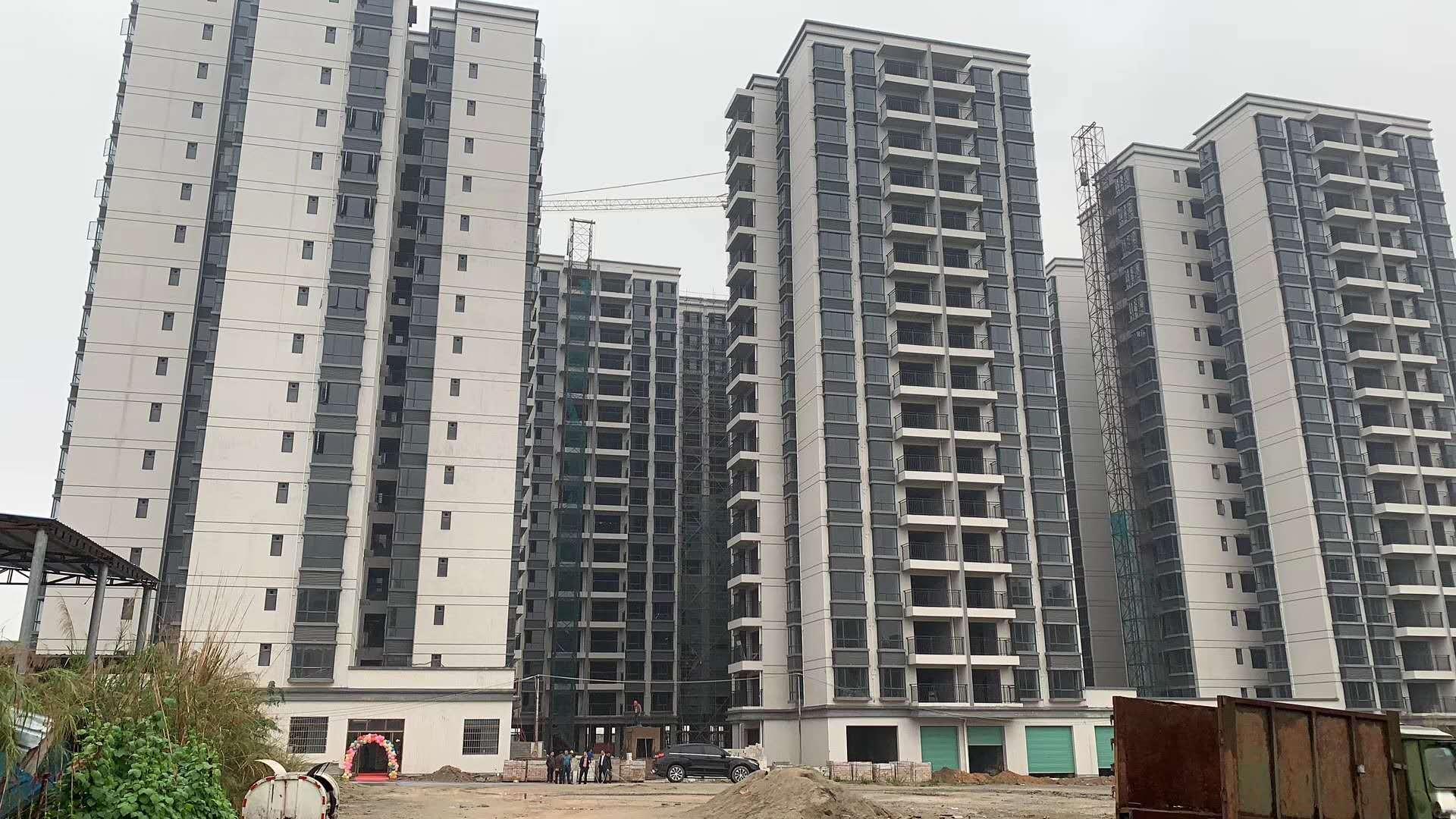 惠东小产权房-白花名苑 惠州8栋花园小区房3380起价