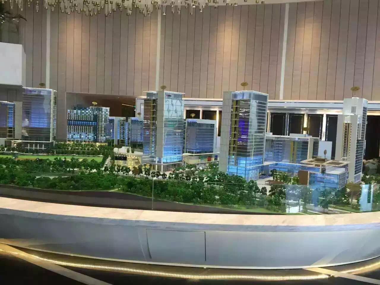 布吉中海信众创公寓 10栋花园社区带地下停车场