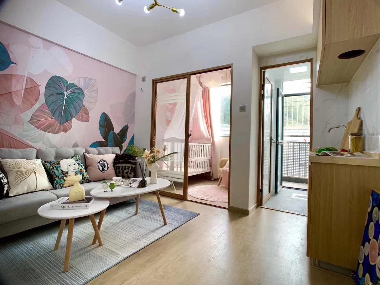 观澜新田万福公寓两房39.8万/套起带精装修