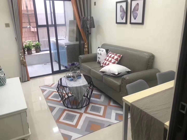 松岗-新城豪苑 带天然气二房48.6万/起带装修