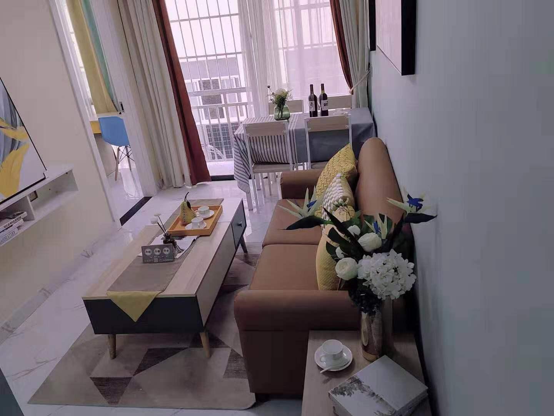 宝安固戍领尚时代公寓首付10.6万/套起带精装修
