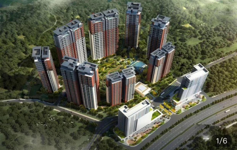 深圳小产权房带花园的房源有哪些?