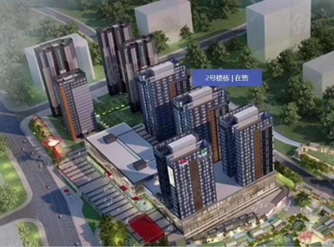 龙岗区横岗国际新城7栋花园社区首付5成分期10年