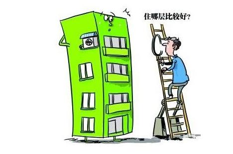 深圳坂田的小产权房如何挑选楼层